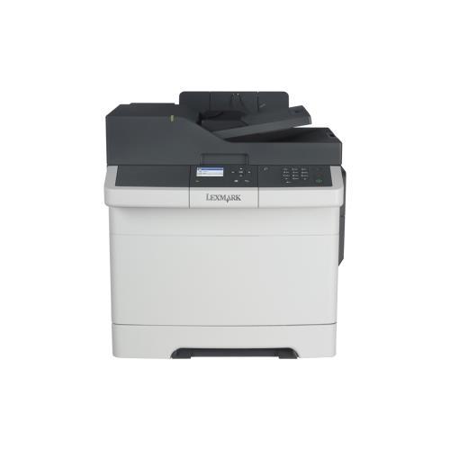 Lexmark CX310DN Laser Multifunction Printer - Color - Plain Paper Print - Desktop