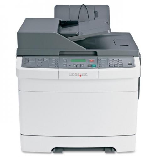 Lexmark CX510DE Laser Multifunction Printer - Color - Plain Paper Print - Desktop