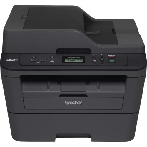 Brother DCP-L2540DW Laser Multifunction Printer - Monochrome - Plain Paper Print - Desktop