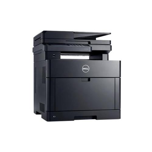 Dell H625cdw Laser Multifunction Printer - Color - Plain Paper Print - Desktop