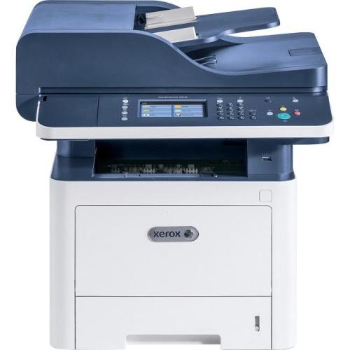 Xerox WorkCentre 3345/DNIM Laser Multifunction Printer - Monochrome - Plain Paper Print - Desktop
