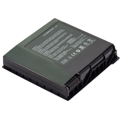 BattDepot: Laptop Battery Replacement for Asus G74 (4400mAh/63Wh) 14.4 Volt Li-ion Laptop Battery