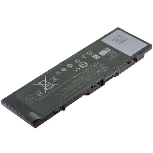 BattDepot: Laptop Battery Replacement for Dell Precision 7510 (7950mAh/91Wh) 11.4 Volt Li-Polymer Laptop Battery