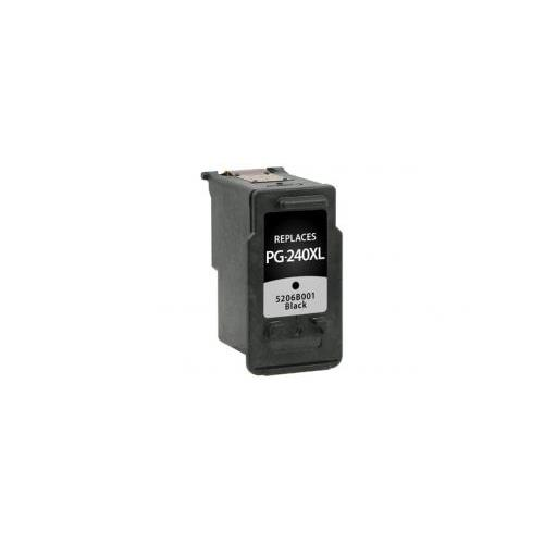 Remanufactured High Yield Black Ink Cartridge for Canon PG-240XL