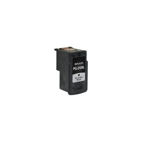 Remanufactured High Yield Black Ink Cartridge for Canon PG-210XL