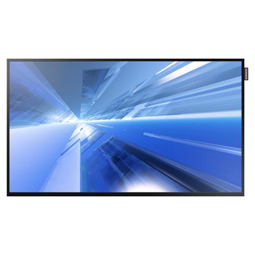 "Samsung 32"" FHD 8ms D-LED BLU LED Monitor (LH32DCEPLGA/GO) - Black"