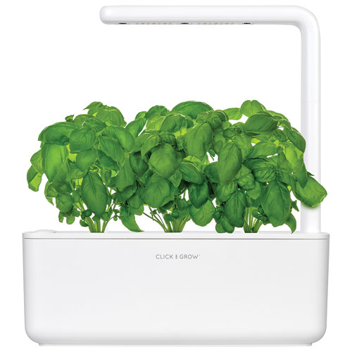 Click and Grow Smart Indoor Garden (SGS1US) - White