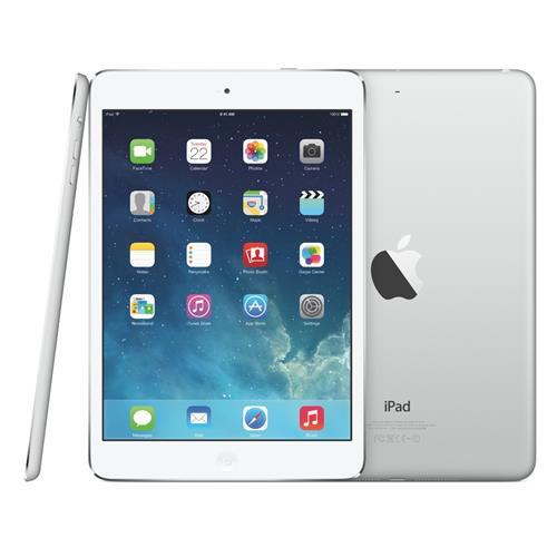 Apple iPad Mini 2 Wifi+4G GSM Unlocked 2nd Generation 7.9 inches 64gb Silver, Refurbished
