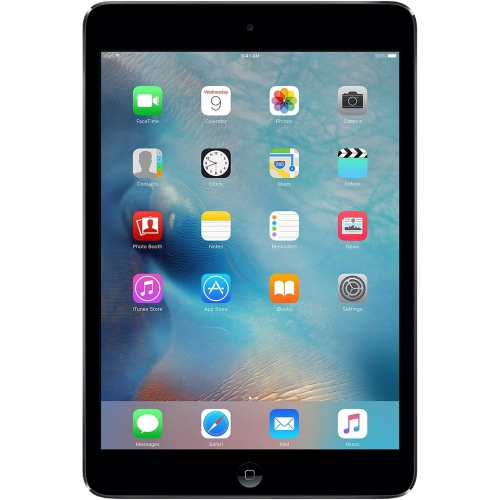 Apple iPad Mini 2 Wifi+4G GSM Unlocked 2nd Generation 7.9 inches 32gb Silver, Refurbished