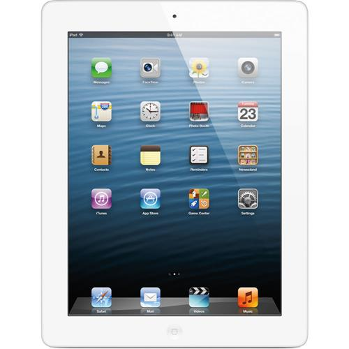 iPad 4 WIFI + 4G Quatrieme Generation 64gb Argent