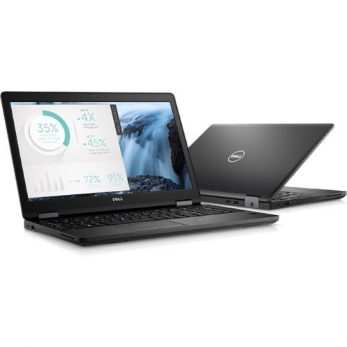 "Dell Latitude 5000 5580 15.6"" LCD Notebook - Intel Core i5 (7th Gen) i5-7200U Dual-core (2 Core) 2.50 GHz - 4GB DDR4 SDRAM -"