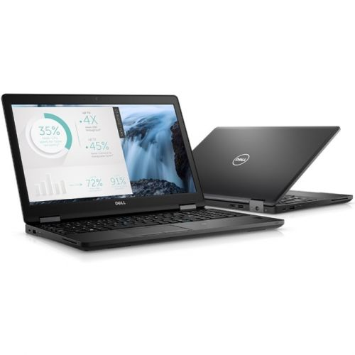 "Dell Latitude 15 5000 5580 15.6"" LCD Notebook - Intel Core i5 (7th Gen) i5-7300U Dual-core (2 Core) 2.60 GHz - 8GB DDR4 SDRAM"