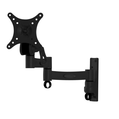 TygerClaw Full Motion Wall Mount for 10 in. to 24 in. Flat Panel TV (L271B)