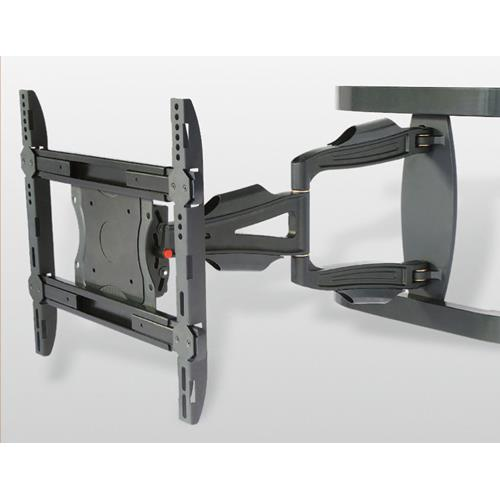 TygerClaw Full Motion Wall Mount for 42 in. to 70 in. Flat Panel TV (L4095B)