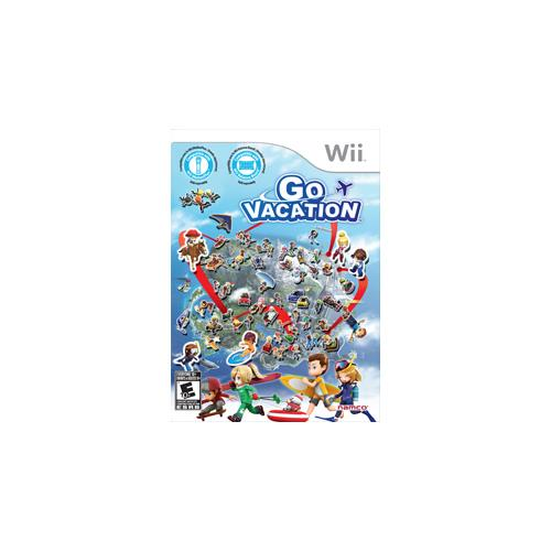 Go Vacation - Nintendo Wii