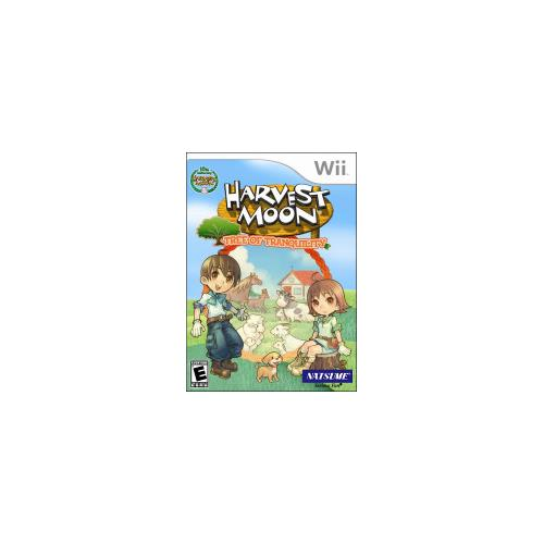 Harvest Moon Tree of Tranquility - Nintendo Wii