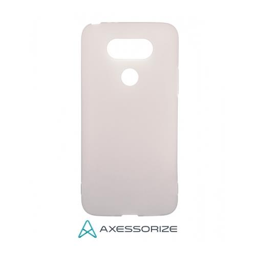 COMBO Axessorize LG G5 Case Clear + Tempered Glass