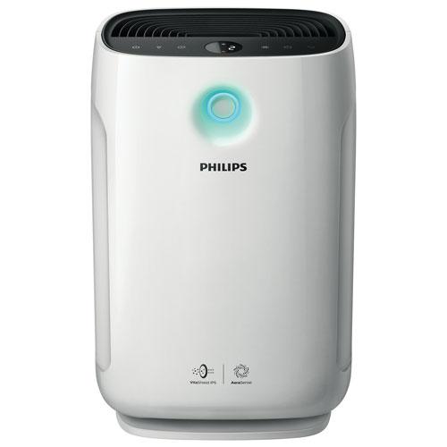 purificateur d 39 air avec filtre hepa s rie 2000i de philips blanc purificateurs d 39 air best. Black Bedroom Furniture Sets. Home Design Ideas