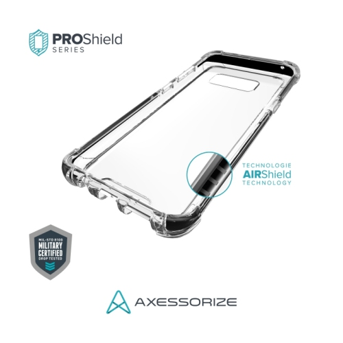 Axessorize Proshield Samsung Galaxy S8 Plus Case Black