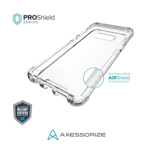 Axessorize Proshield Samsung Galaxy S8 Plus Case Blanc