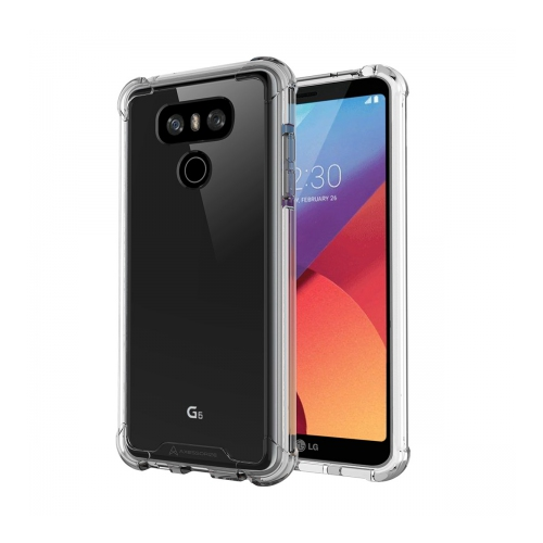 Axessorize Proshield LG G6 Case Blanc