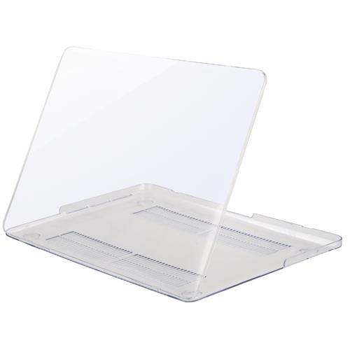 "Exian MacBook Pro 15.4"" Silicone Frosted Keyboard cover and Hard Plastic Case Transparent Clear"