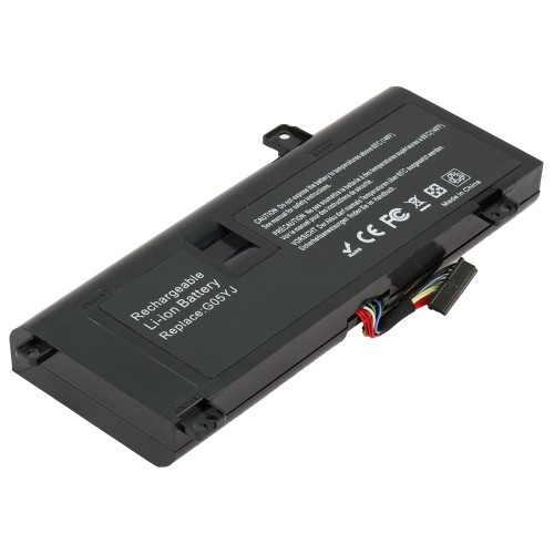 Laptop Battery Replacement for Dell Alienware 14, 08X70T, 0G05YJ, 8X70T, G05YJ, P39G001, Y3PN0