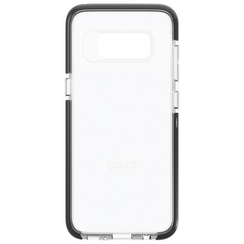 Étui rigide ajusté Piccadilly de Gear4 pour Galaxy S8 Plus - Noir