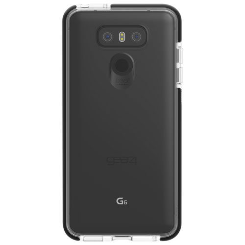 Gear4 Piccadilly Fitted Hard Shell Case for LG G6 - Black
