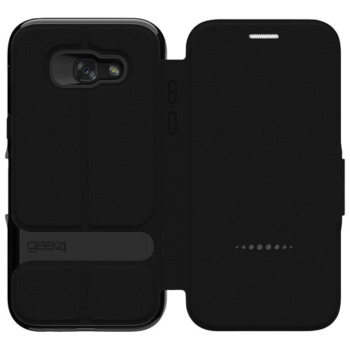 Gear4 Oxford Fitted Hard Shell Case for Galaxy A5 (2017) - Black