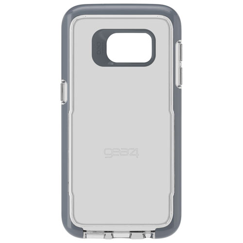 Gear4 Piccadilly Fitted Hard Shell Case for Galaxy S7 - Grey