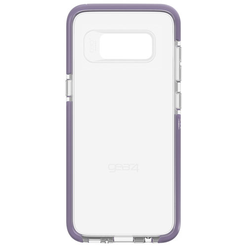 Gear4 Piccadilly Fitted Hard Shell Case for Galaxy S8 - Orchid