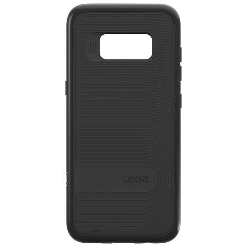 Étui rigide ajusté Battersea de Gear4 pour Galaxy S8 Plus - Noir