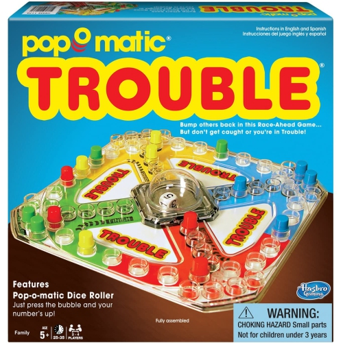 Winning Moves Games - Trouble