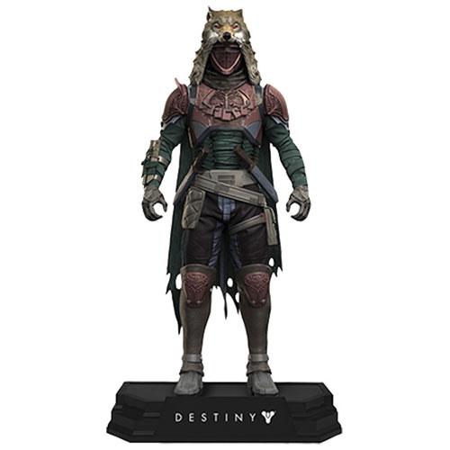 McFarlane Toys Destiny Iron Banner Hunter Action Figure Collectible Figurines