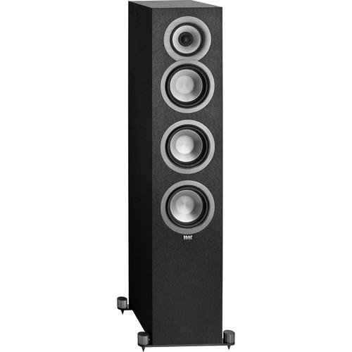 ELAC Surround Floorstanding Home Speaker, Set of 1, Black (UF51-BK)