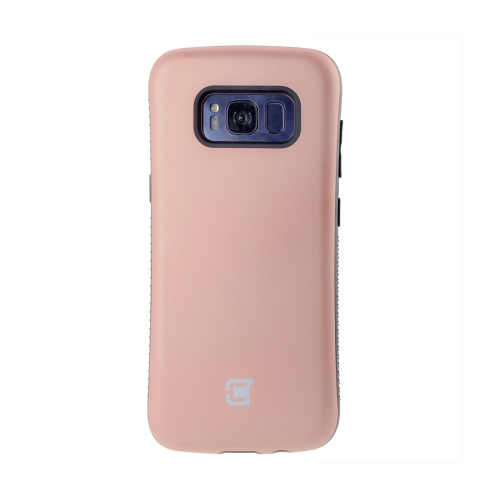 Caseco Fitted Hard Shell Case for Samsung Galaxy S8 Plus - Rose Gold