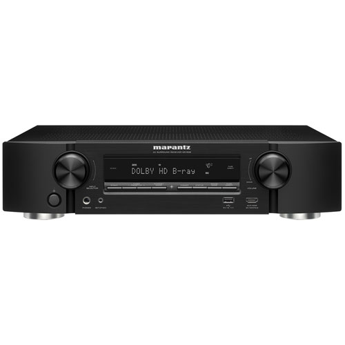 Marantz NR1508 5.1 Channel 4K Ultra HD Network AV Receiver
