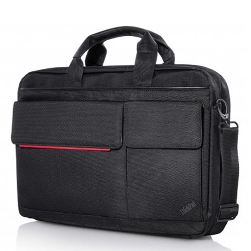 "Lenovo ThinkPad 15.6"" Laptop Professional Carry Case - Black"