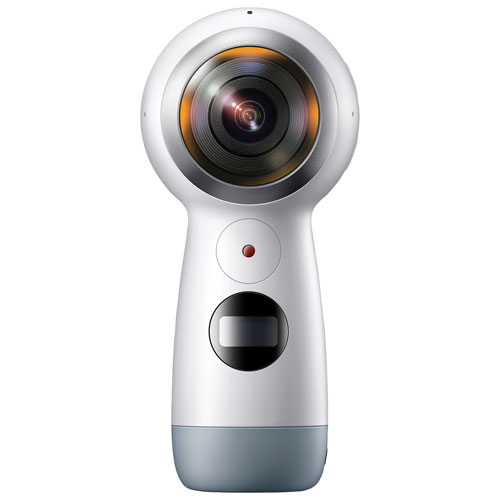 Samsung Gear 360 (2017) Flash Memory Action Camcorder