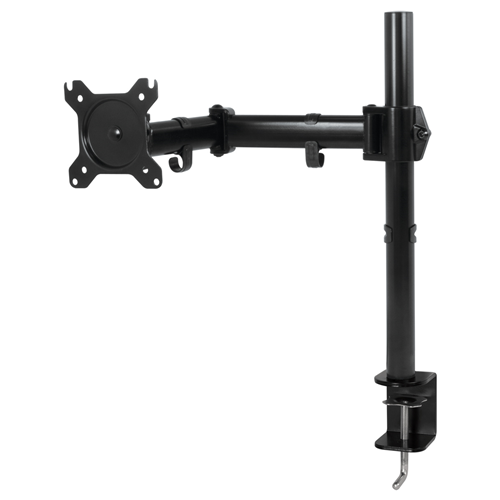 Arctic Cooling Z1 Basic - LCD Monitor Desk Mount (Black) with Cable Management
