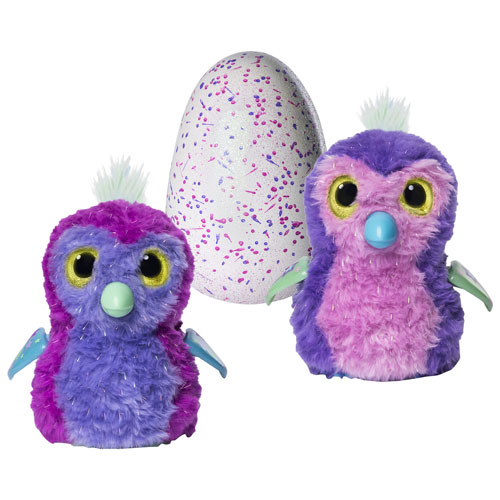 Hatchimals Glittering Garden - Penguala
