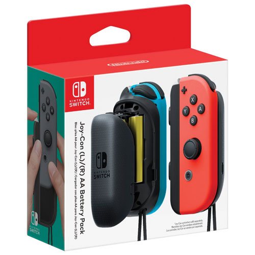 Nintendo Switch Joy-Con Left and Right AA Battery Pack
