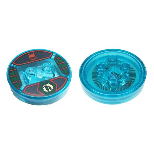 LEGO® Dimensions Nya Samuarai X Fun Pack - Discs Only