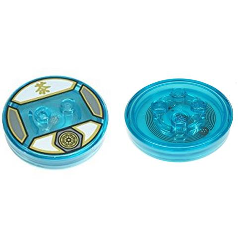 LEGO® Dimensions Sensei Wu Fun Pack - Discs Only