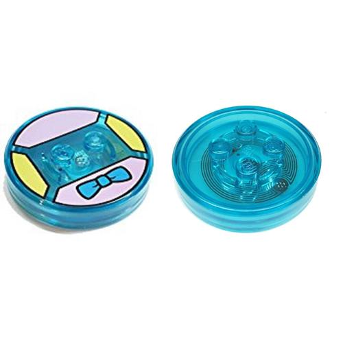 LEGO® Dimensions Krusty the Clown Fun Pack - Discs Only