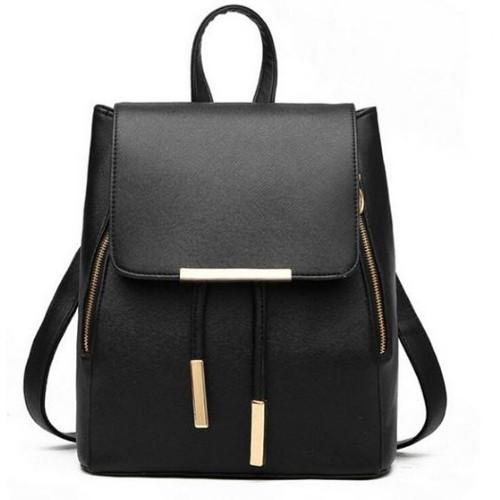 d497aacedd0c Women Convertible Business Travel Leather Backpack Handbag-Black   Backpacks  - Best Buy Canada