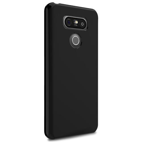 Zanko LG G6 Jelly Case - Black