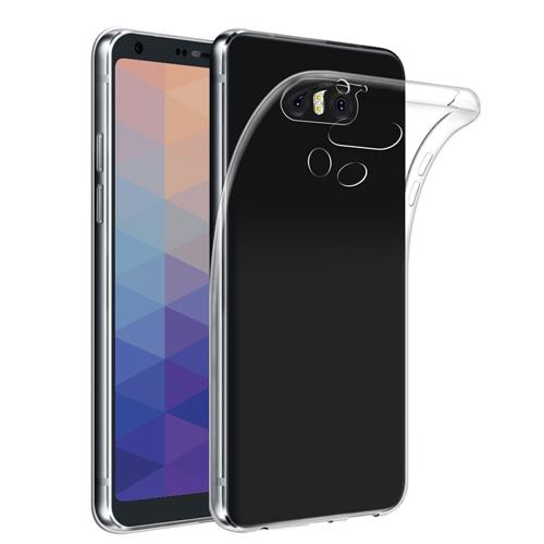 Yyz Mobile Fitted Hard Shell Case for LG G6 - Clear