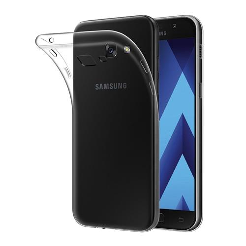 Zanko Samsung Galaxy A5 (2017) Jelly Case - Crystal Clear
